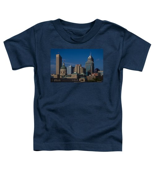 Indianapolis Skyscrapers Toddler T-Shirt