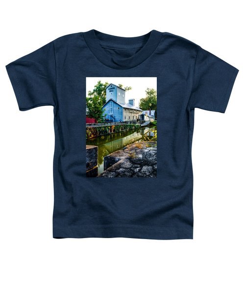 Isaac Ludwig Mill Toddler T-Shirt