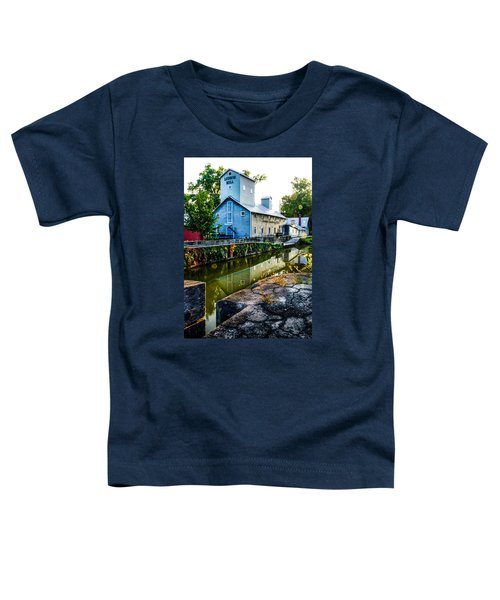 Isaac Ludwig Mill Toddler T-Shirt