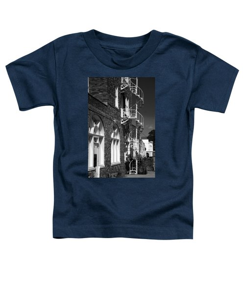 Jacaranda Hotel Fire Escape Toddler T-Shirt