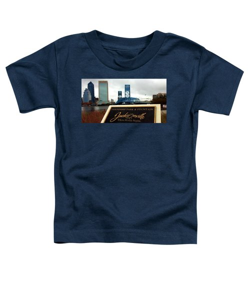 Jacksonville Toddler T-Shirt