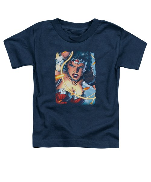 Jla - Scowl Toddler T-Shirt