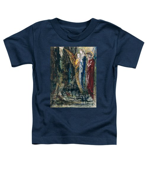 Job And The Angels Toddler T-Shirt