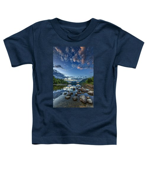 Jordan Pond Toddler T-Shirt
