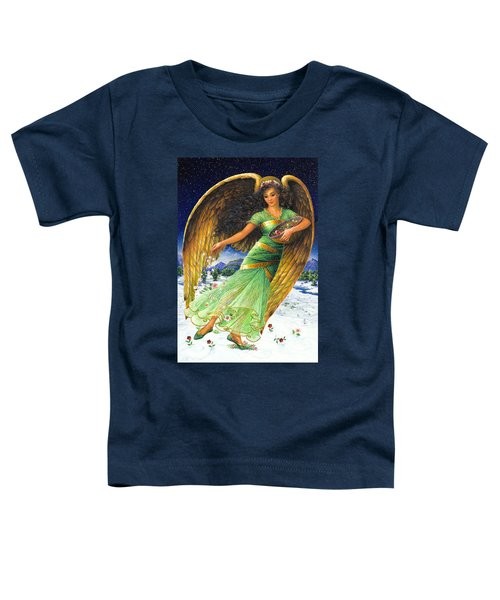 Joy To The World Toddler T-Shirt