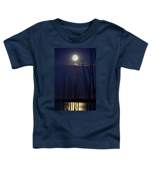 July 2014 Super Moon Toddler T-Shirt
