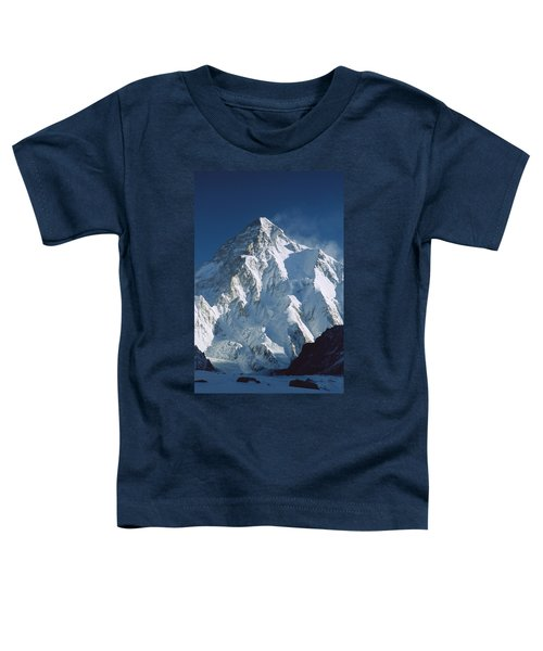 K2 At Dawn Pakistan Toddler T-Shirt