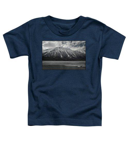 Kenai Lake Toddler T-Shirt