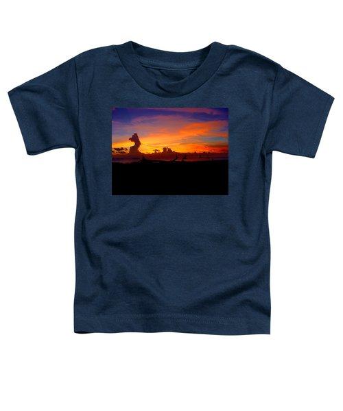 Key West Sun Set Toddler T-Shirt