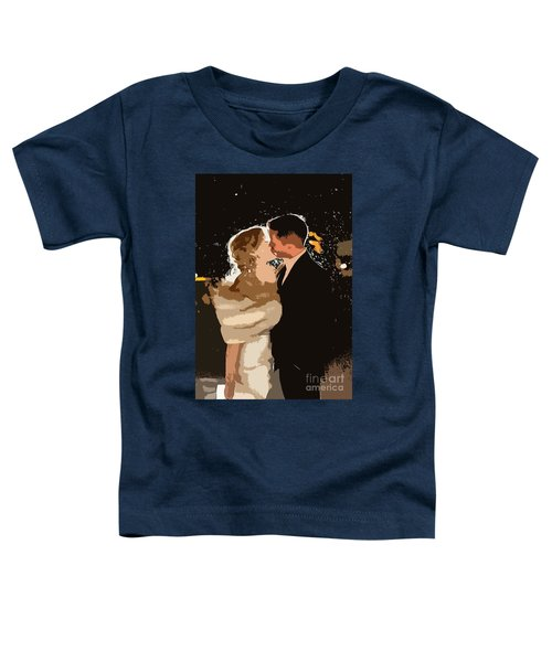 Kiss Toddler T-Shirt