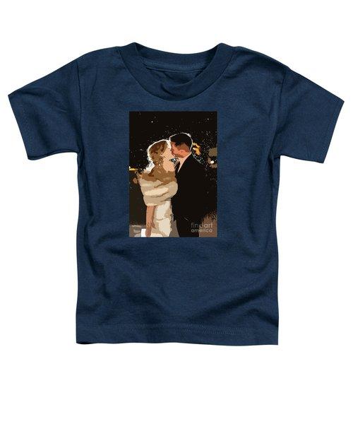 Kiss Toddler T-Shirt