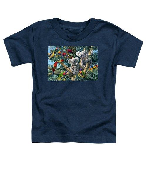 Koala Outback Toddler T-Shirt