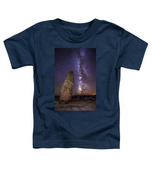 Kodachrome Galaxy Toddler T-Shirt