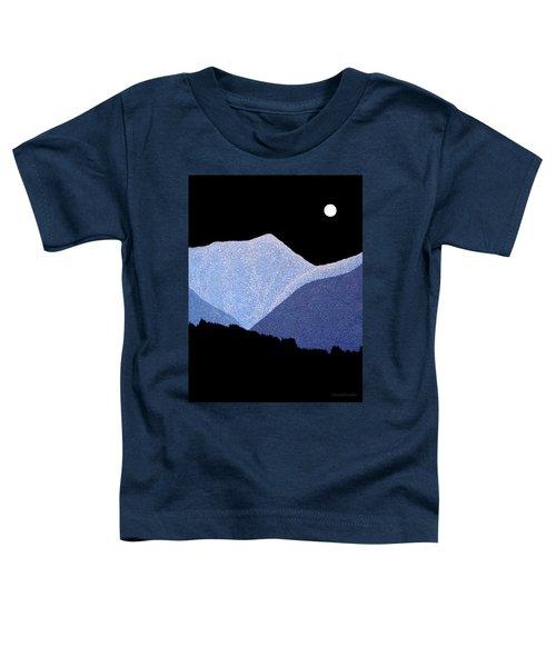 Kootenay Mountains Toddler T-Shirt