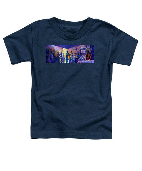 Kris Lager Band At Sanchos Broken Arrow Toddler T-Shirt
