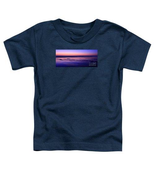 La Jolla Shores Twilight Toddler T-Shirt