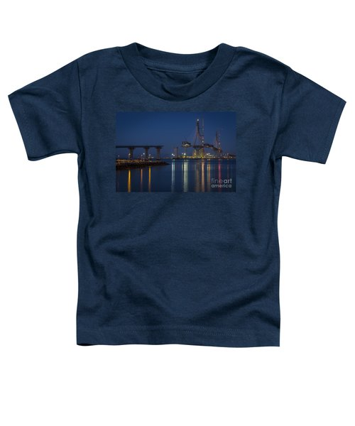 La Pepa Bridge Cadiz Spain Toddler T-Shirt