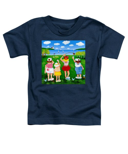 Ladies League Door County Toddler T-Shirt