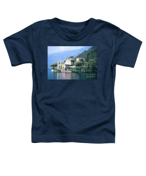 Lake Como Palace Toddler T-Shirt