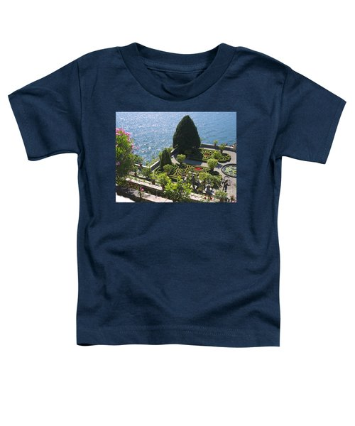 Lake Maggiore Magic Toddler T-Shirt