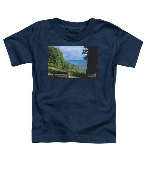Lake Vista Toddler T-Shirt