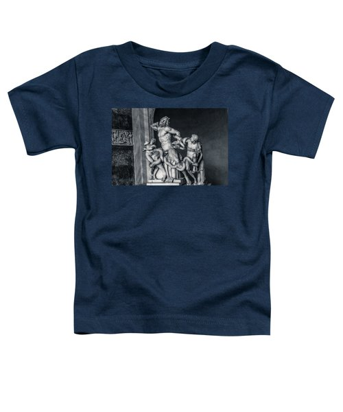 Laocoon And His Sons Toddler T-Shirt