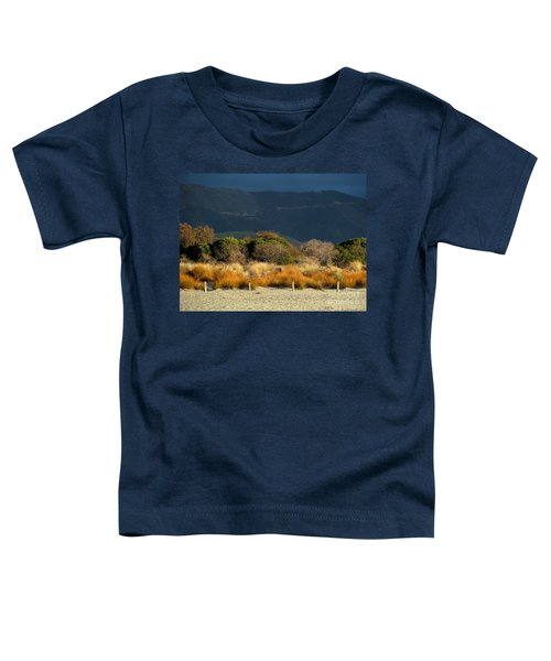 Late Afternoon Colours Toddler T-Shirt
