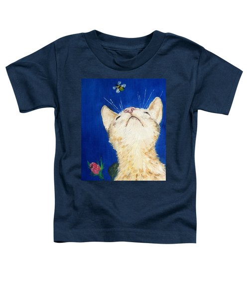 Lea And The Bee Toddler T-Shirt