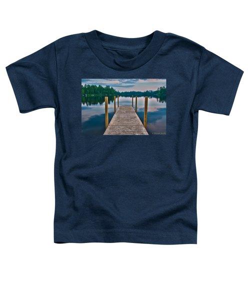 Lees Mills Dock Toddler T-Shirt