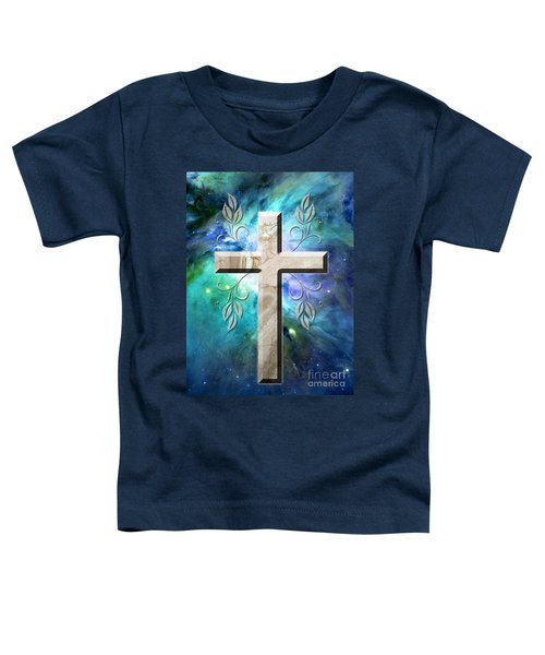 Life In Blue Toddler T-Shirt