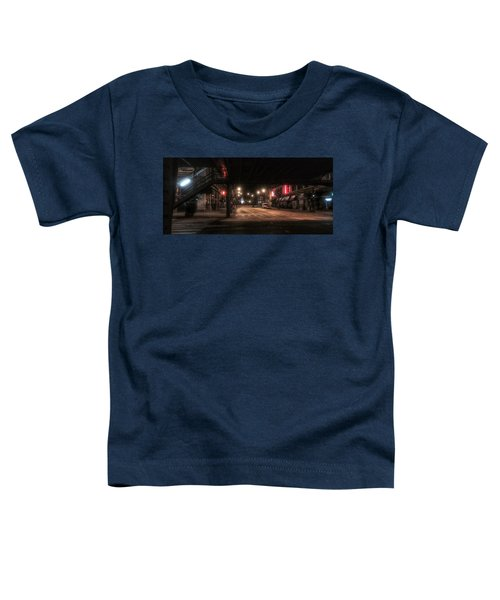 Looking East From Wabash Toddler T-Shirt