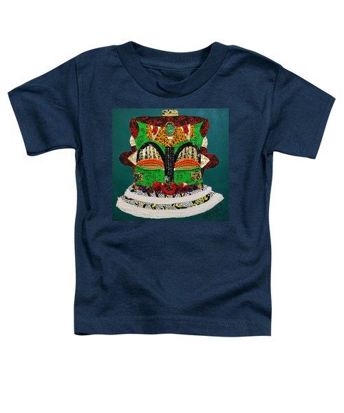 Lotus Warrior Toddler T-Shirt
