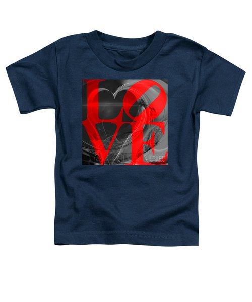 Love Heart 20130707 V1b Toddler T-Shirt