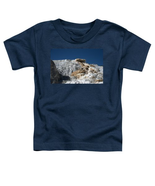 Mammoth Hot Springs 2 Toddler T-Shirt