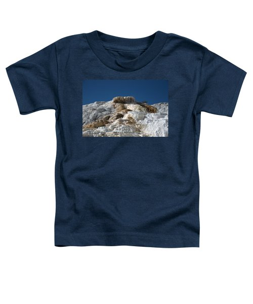 Mammoth Hotsprings 4 Toddler T-Shirt
