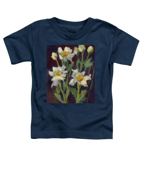 Matilija Poppies Toddler T-Shirt