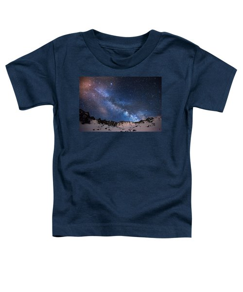 Mayflower Gulch Milky Way Toddler T-Shirt