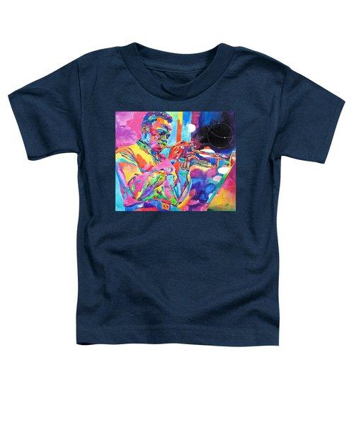 Miles Davis Bebop Toddler T-Shirt