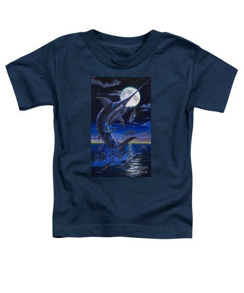 Moon Doggie Off00124 Toddler T-Shirt