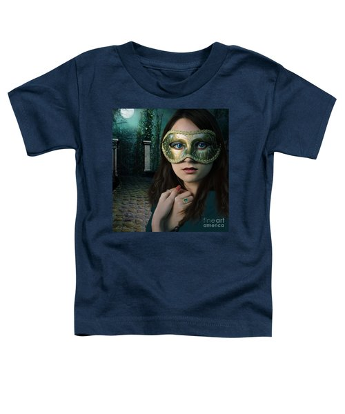 Moonlight Rendezvous Toddler T-Shirt