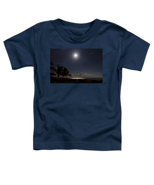 Moonlit Bay Toddler T-Shirt