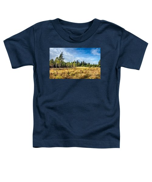 Wetlands In The Black Forest Toddler T-Shirt