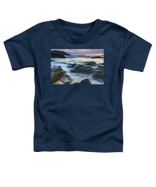 Mourillar Beach Galicia Spain Toddler T-Shirt