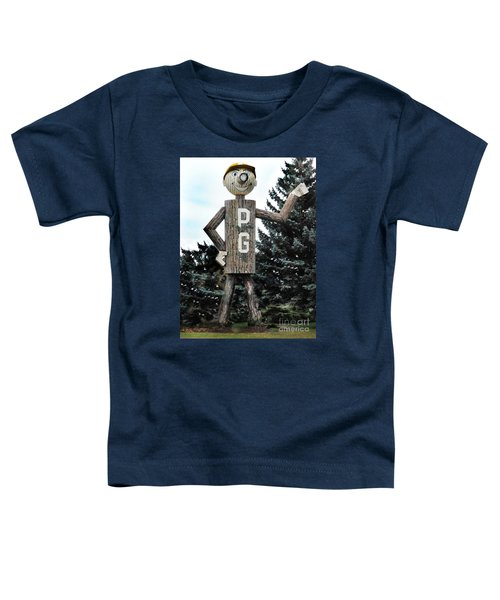 Mr. Pg Toddler T-Shirt