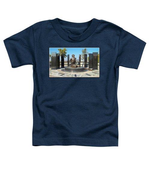 National Pow - M I A Memorial  Toddler T-Shirt