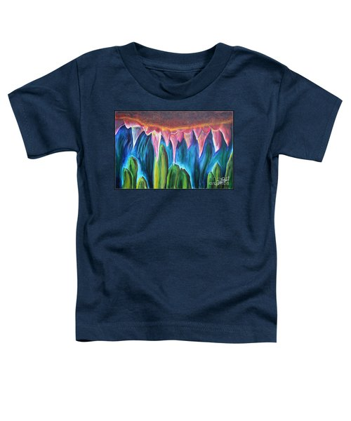 Nature's Soul.. Toddler T-Shirt