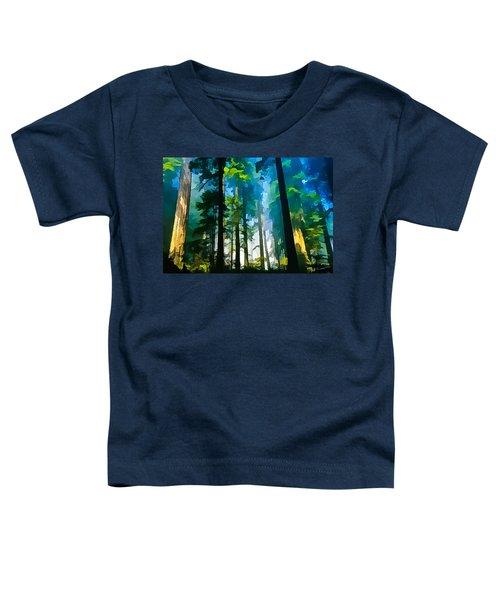Never Never Land Toddler T-Shirt