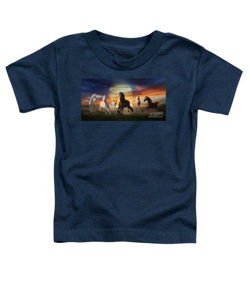 Night Play Toddler T-Shirt