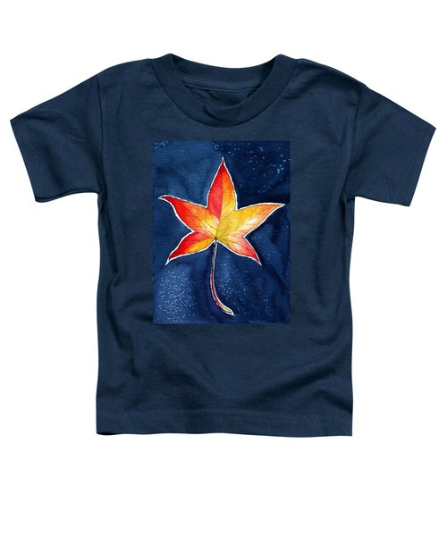 October Night Toddler T-Shirt
