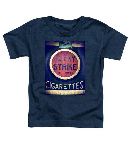 Old Time Cigarettes Toddler T-Shirt